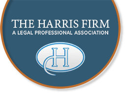 The Harris Firm Logo